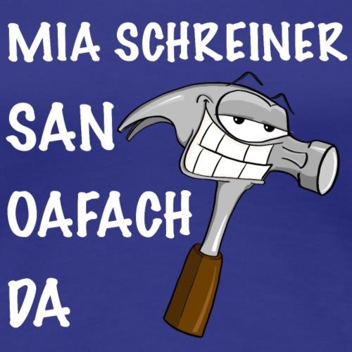 Mia Schreiner san da Hammer