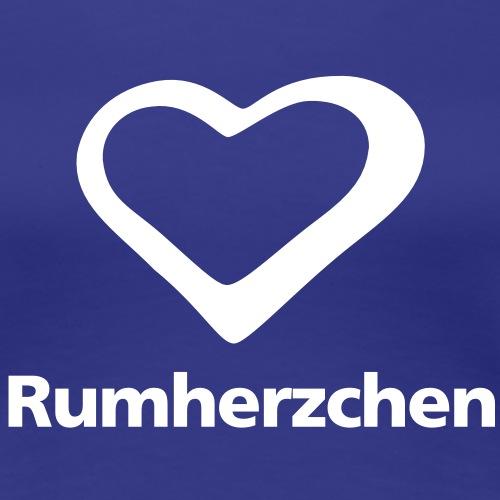 Rumherzchen - Frauen Premium T-Shirt