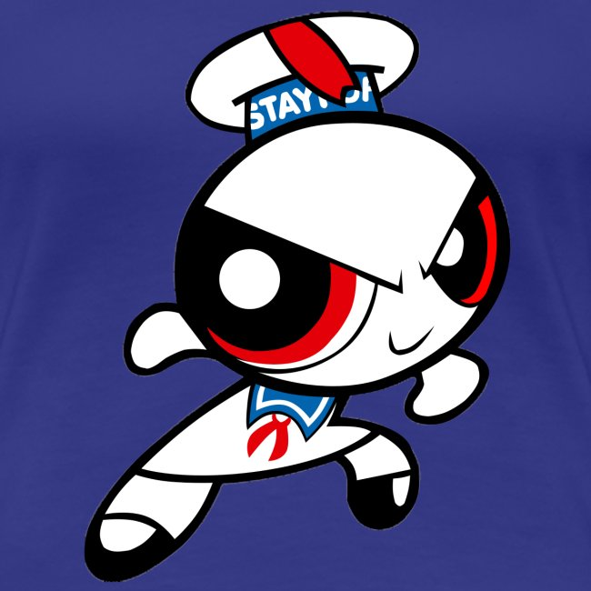 power puft copy