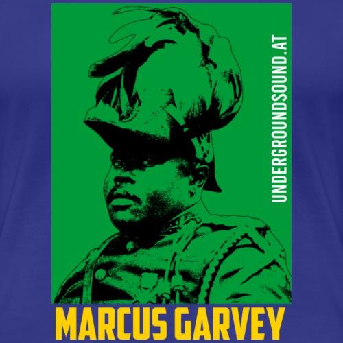 Black King MARCUS GARVEY - Frauen Premium T-Shirt