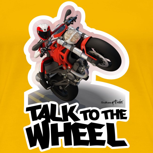 Ducati Monster Wheelie B