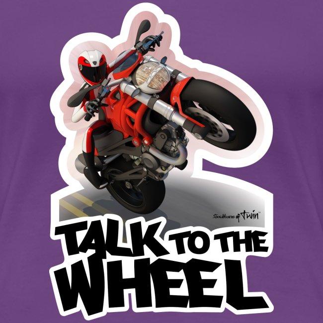 Ducati Monster Wheelie B