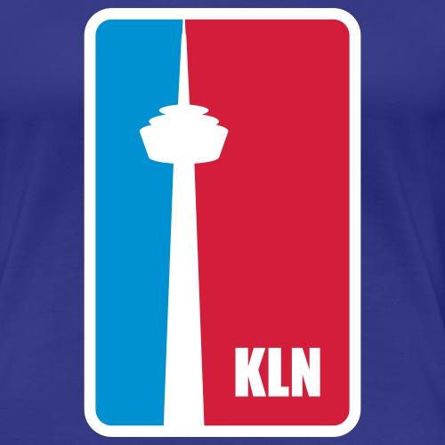 kln_colonius_3c - Frauen Premium T-Shirt