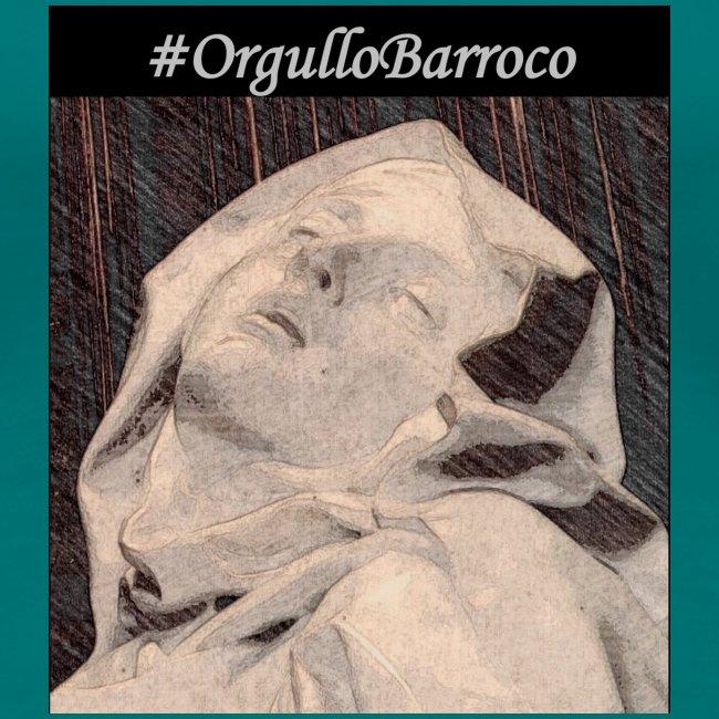 #OrgulloBarroco Teresa dibujo