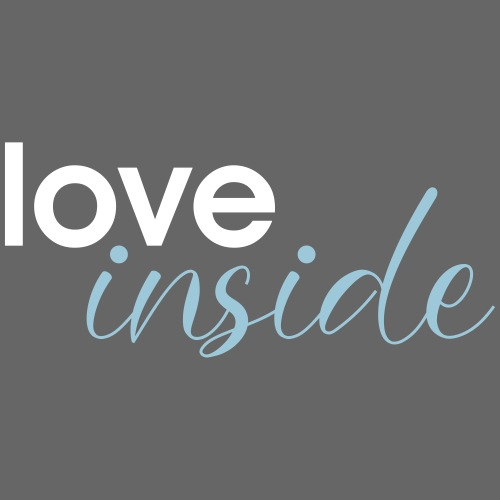 love inside 01 - Frauen Premium T-Shirt
