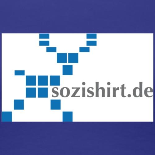 sozirentierlogo - Frauen Premium T-Shirt