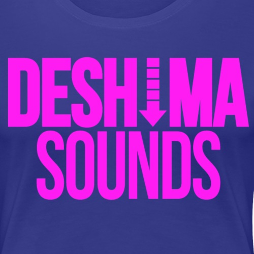 Fuchsia - Vrouwen Premium T-shirt