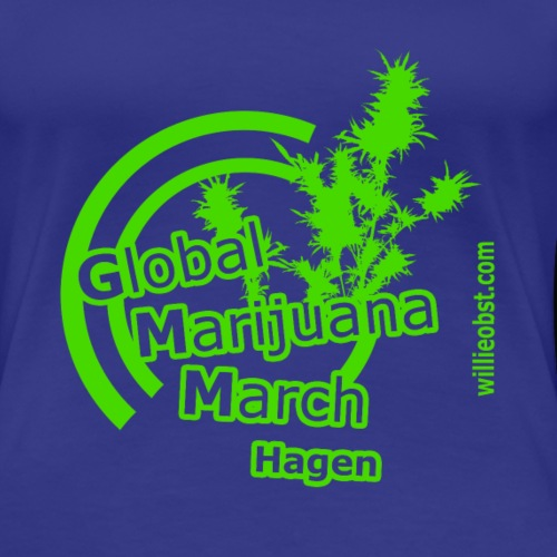 Hagen - Frauen Premium T-Shirt
