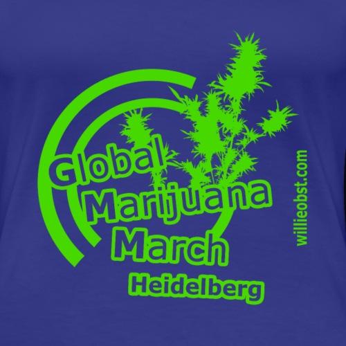 Heidelberg - Frauen Premium T-Shirt