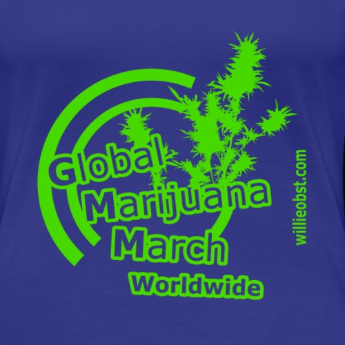 Worldwide - Frauen Premium T-Shirt