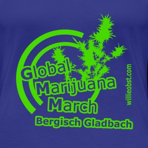 Bergisch Gladbach - Frauen Premium T-Shirt