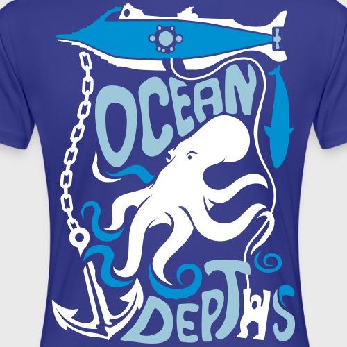 Octopus et Nautilus - T-shirt Premium Femme