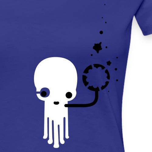 qually 01 - Frauen Premium T-Shirt