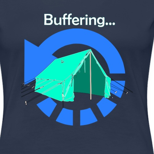 Guide Leaders Buffering - Women's Premium T-Shirt
