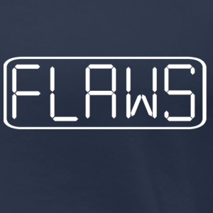 Flaws - Women's Premium T-Shirt