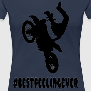BEST_FELLING - Frauen Premium T-Shirt