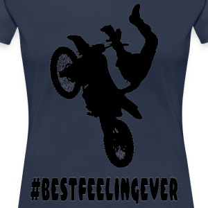 BEST_FELLING - Women's Premium T-Shirt