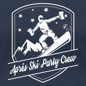 Aprés Ski Party Crew - Frauen Premium T-Shirt
