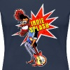 Indie Splash - Frauen Premium T-Shirt