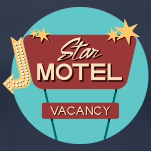 Star Motel - Premium T-skjorte for kvinner