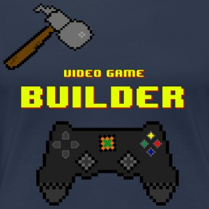 Video Game Builder! - Vrouwen Premium T-shirt