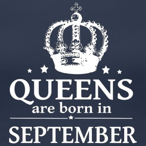 September Queen - Women's Premium T-Shirt