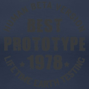 1978 - The year of birth of legendary prototypes - Women's Premium T-Shirt