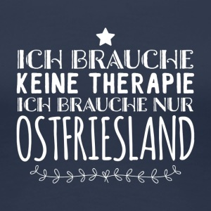 ostfriesland_therapie - Women's Premium T-Shirt
