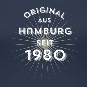 Original från Hamburg sedan 1980 - Premium-T-shirt dam