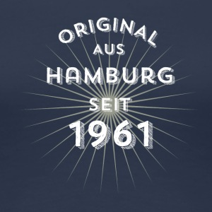 Original from Hamburg since 1961 - Women's Premium T-Shirt