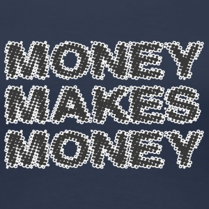 money makes money - Women's Premium T-Shirt