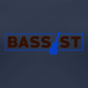 Bassist - Music Passion - Women's Premium T-Shirt