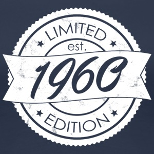 Limited Edition 1960 is - T-shirt Premium Femme