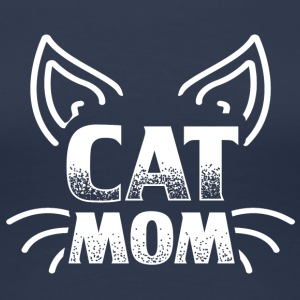 CAT CAT MOM 2 W - Women's Premium T-Shirt