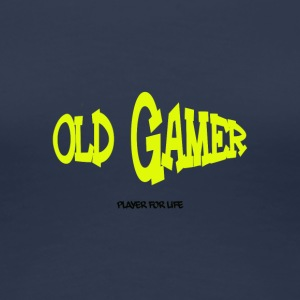old gamer - Women's Premium T-Shirt