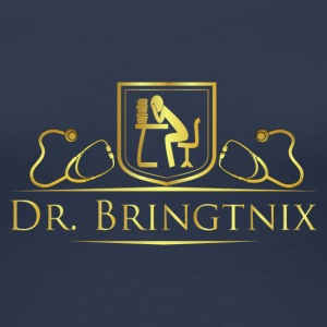 Dr.Bringtnix luxury stethoscope - Women's Premium T-Shirt