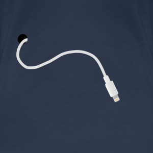 IPhone Cable - Women's Premium T-Shirt