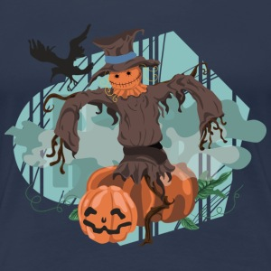 The Scarecrow - Women's Premium T-Shirt