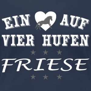 Friese - Frauen Premium T-Shirt