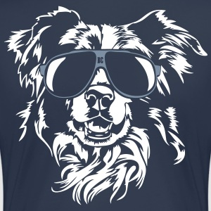 Border Collie cool - Women's Premium T-Shirt