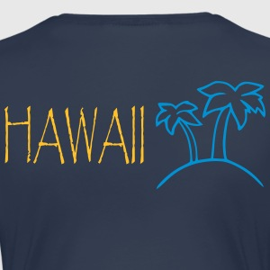 HAWAII - SIMPLE - Frauen Premium T-Shirt