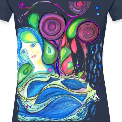 Wasserwesen - Frauen Premium T-Shirt