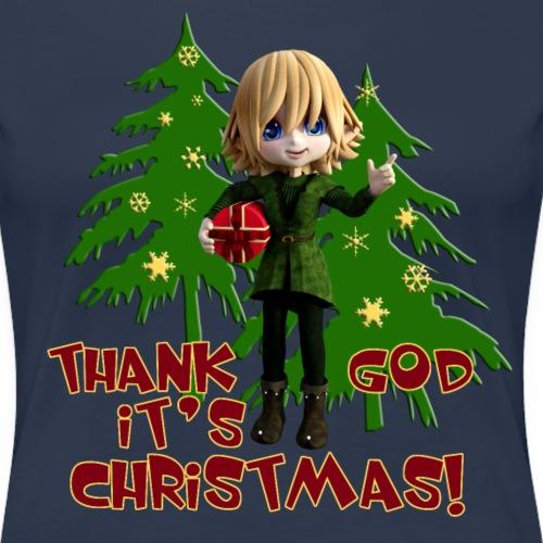 "Weihnachtself ""Thank God it´s Christmas!"""