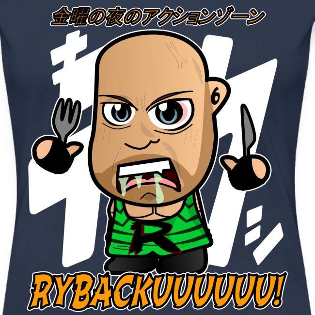Chibi Ryback - Japanese