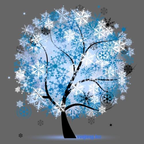 winter - Frauen Premium T-Shirt