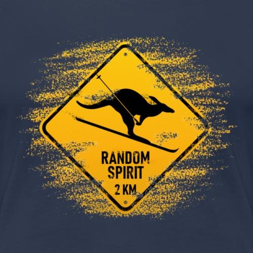 Random Spirit - T-shirt Premium Femme