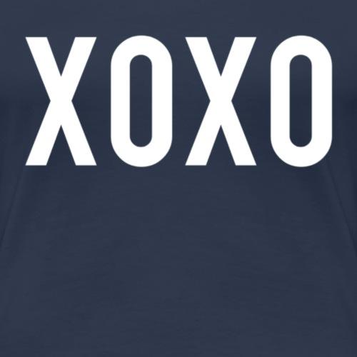 XOXO - Vrouwen Premium T-shirt