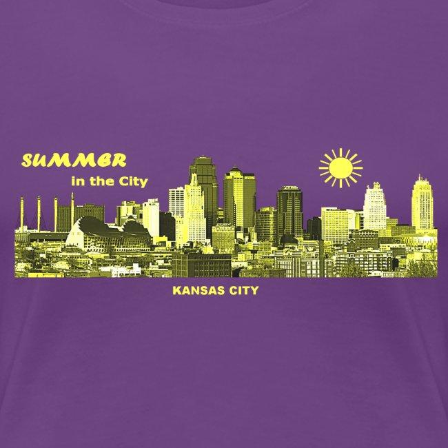 Summer Kansas City USA