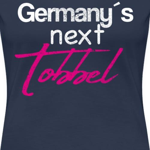Lustiges JungleStar Legat Spruch Germanys Tobbel - Frauen Premium T-Shirt
