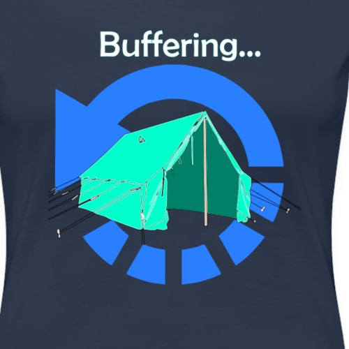 Guide Leaders Buffering - Women's Premium T-Shirt